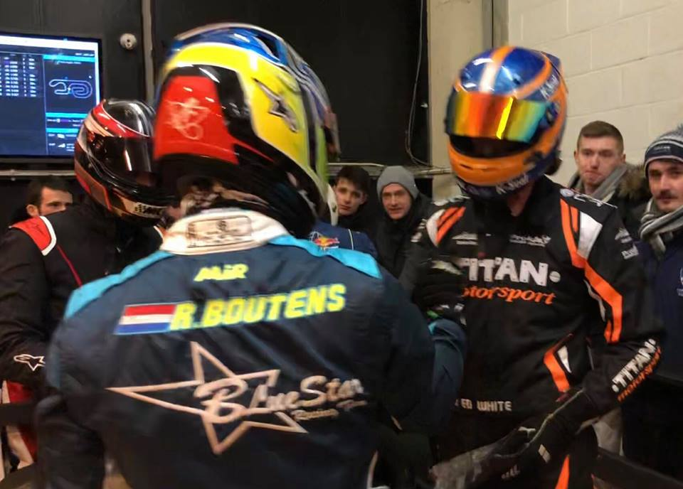 Six-cess for Boutens at BRKC 2019!
