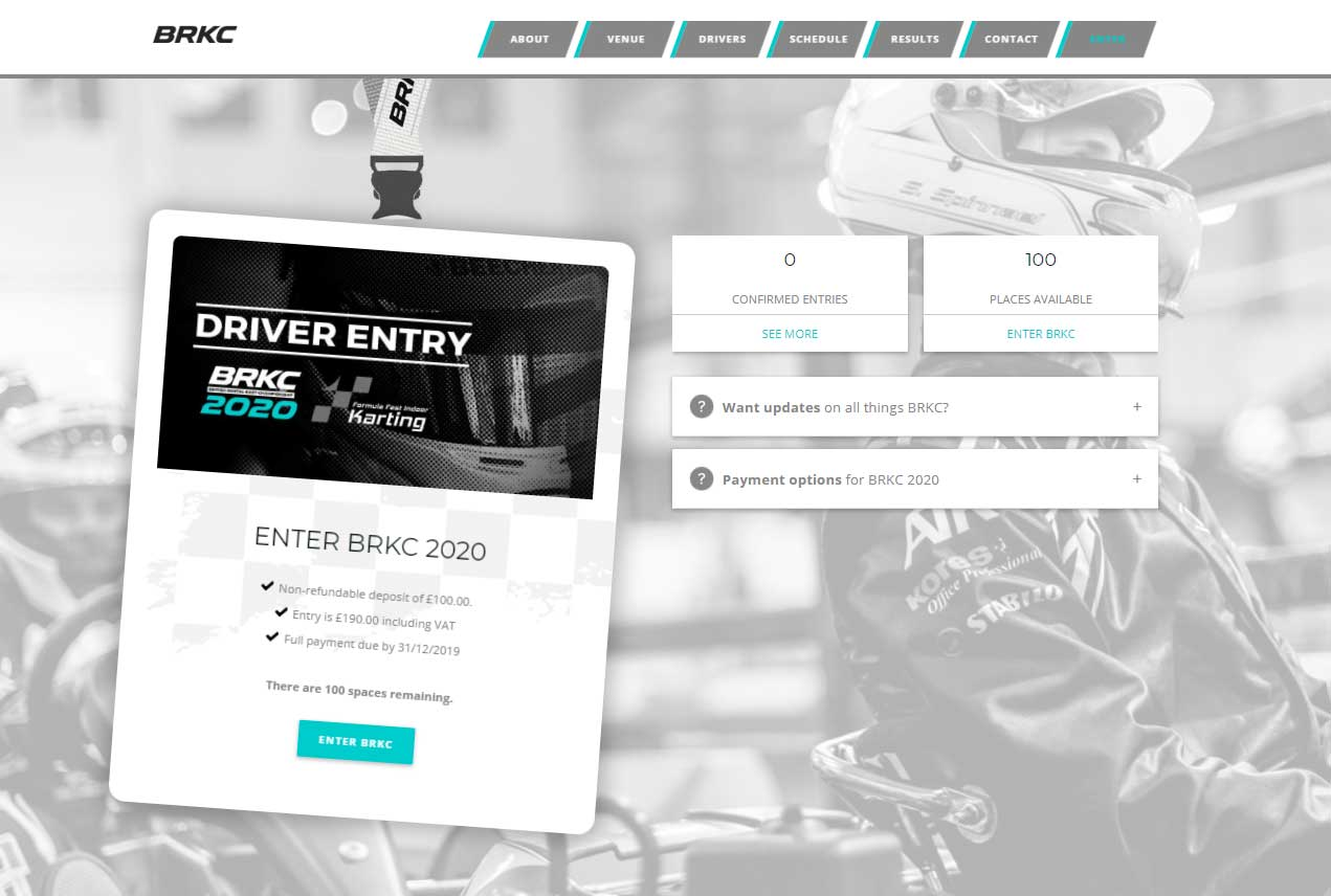 How to enter BRKC 2020: